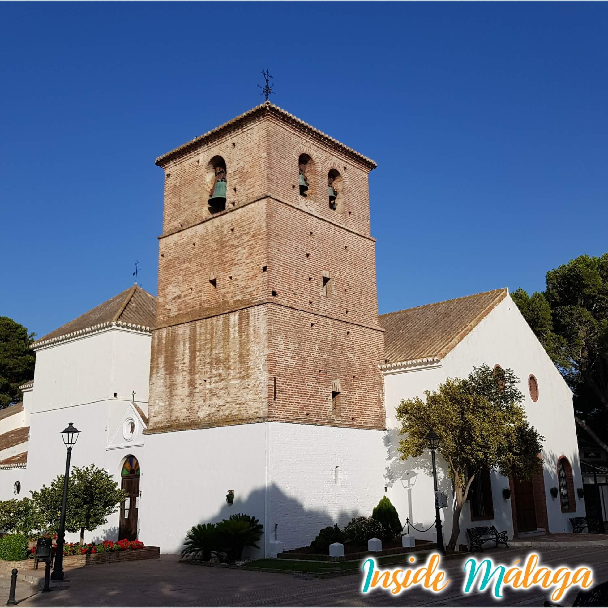 Curch of Inmaculada Concepción Mijas Pueblo