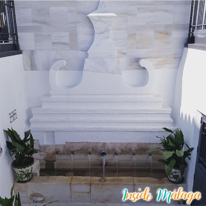 Fountain Siete Caños Anton Mijas