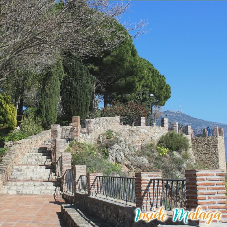 Gardens Wall Mijas