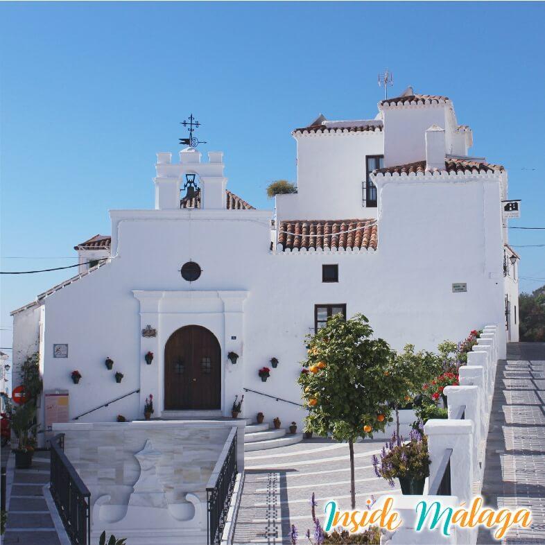 Hermitage of Nuestra Señora Remedios Mijas