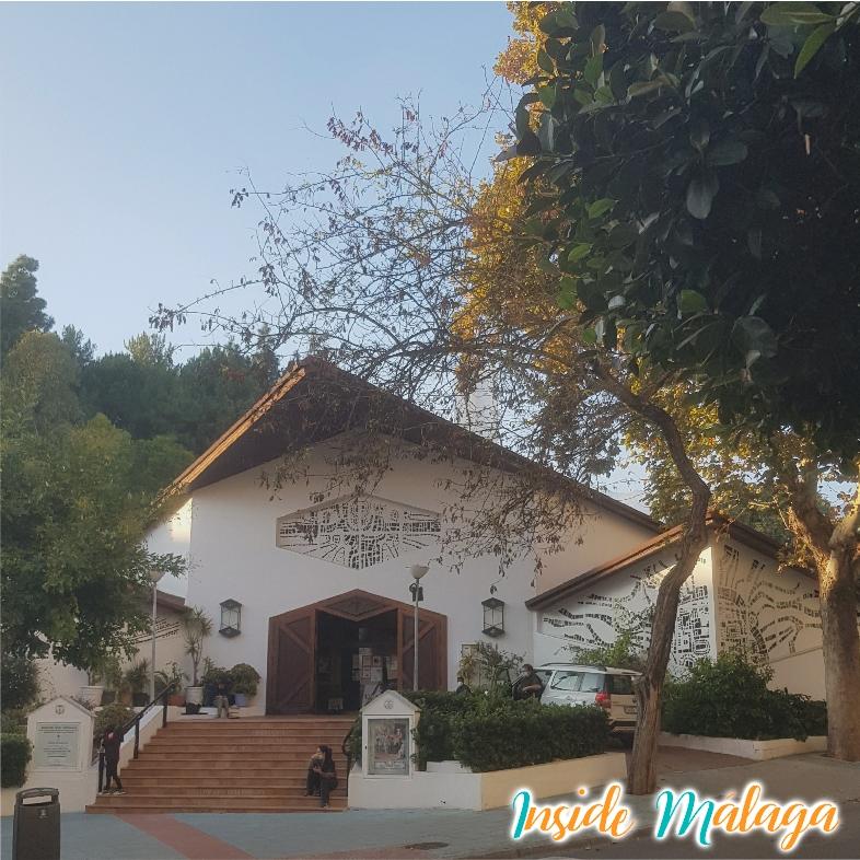 Iglesia Santísimo Cristo del Calvario Marbella Malaga