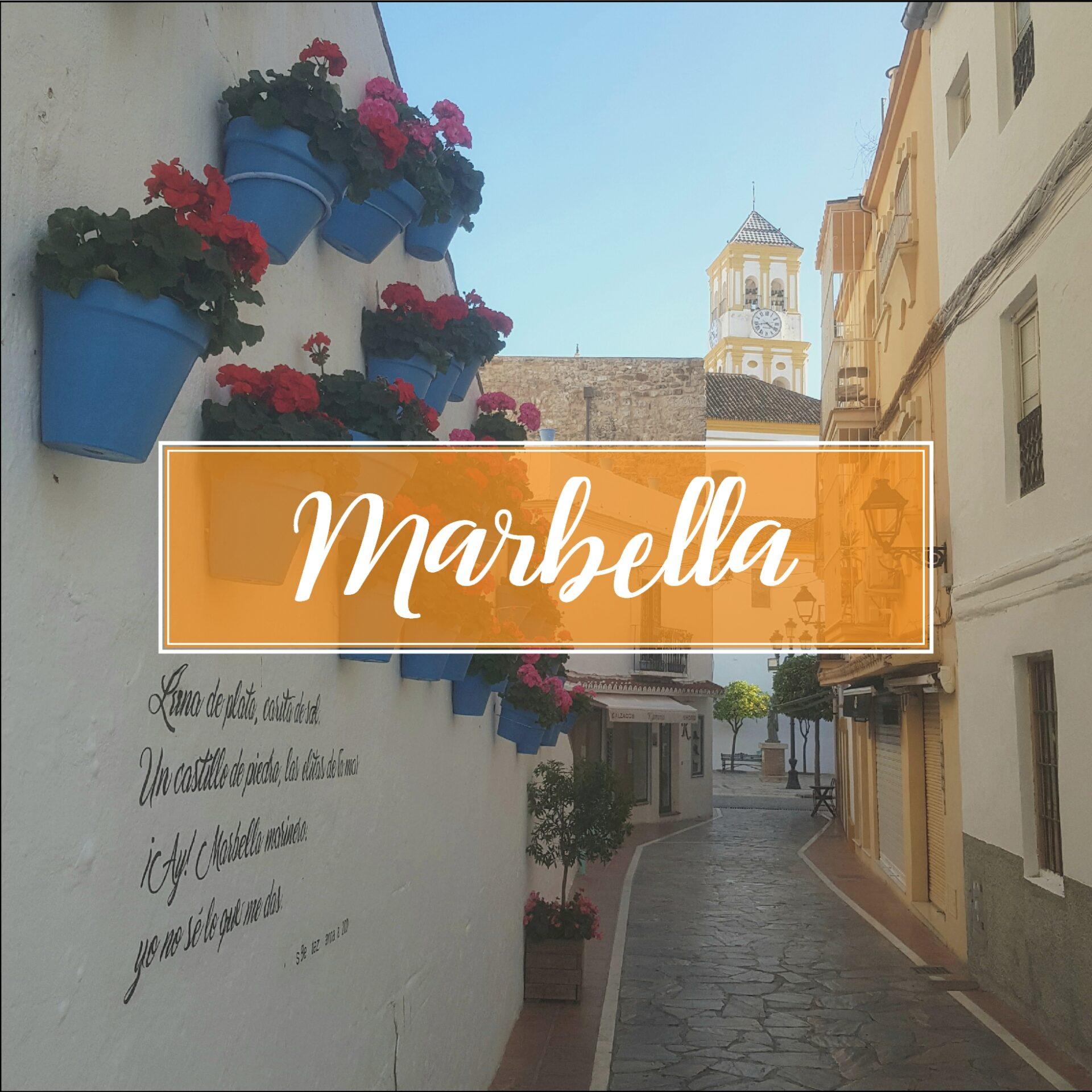 Marbella Town Village Malaga
