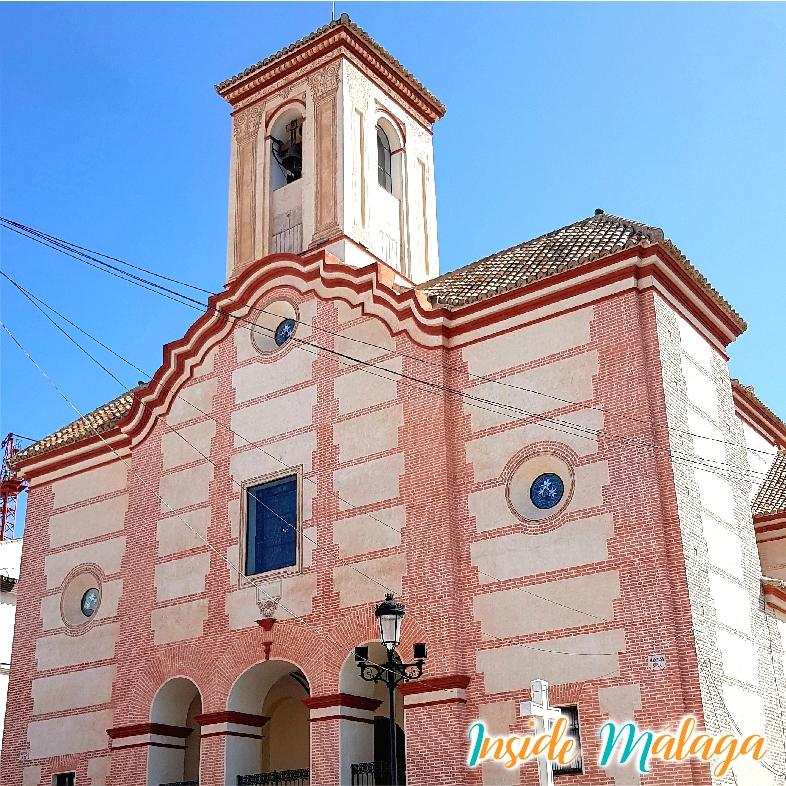 Kerk Santa Ana Manilva Malaga