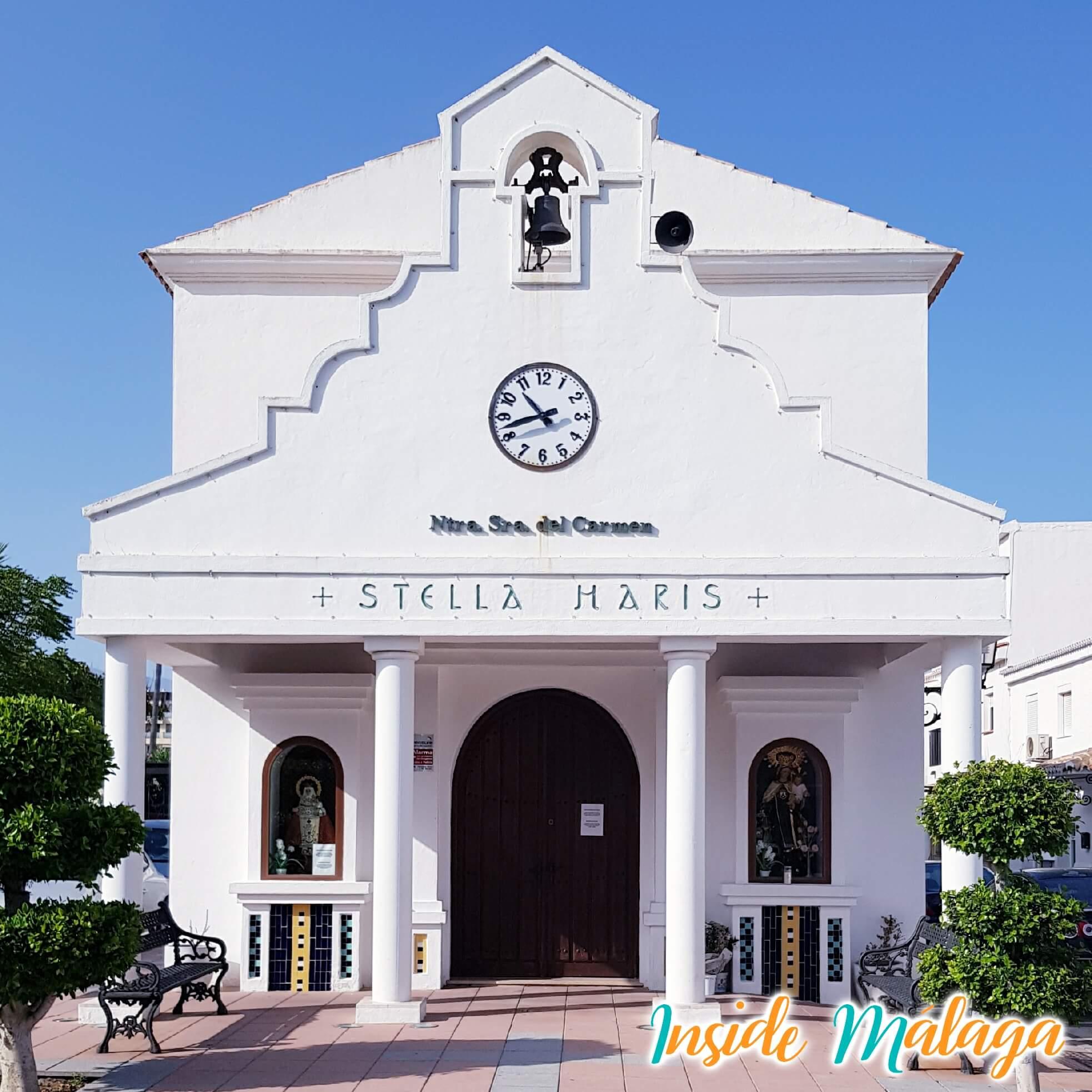 Hermitage Church Nuestra Señora del Carmen Manilva Malaga