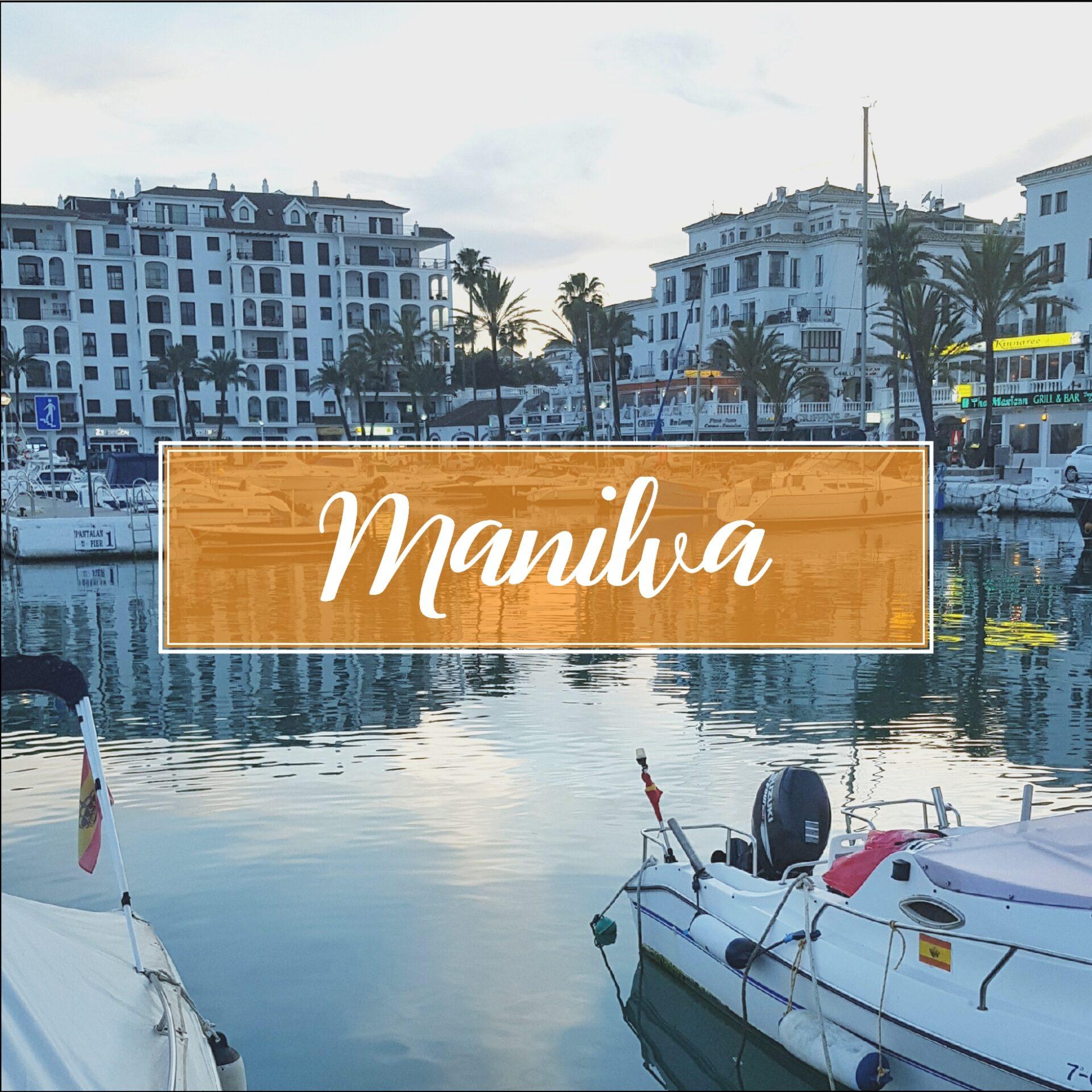 Manilva Village Town Malaga