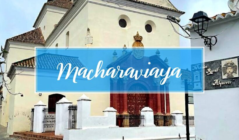 Macharaviaya Dorp Malaga
