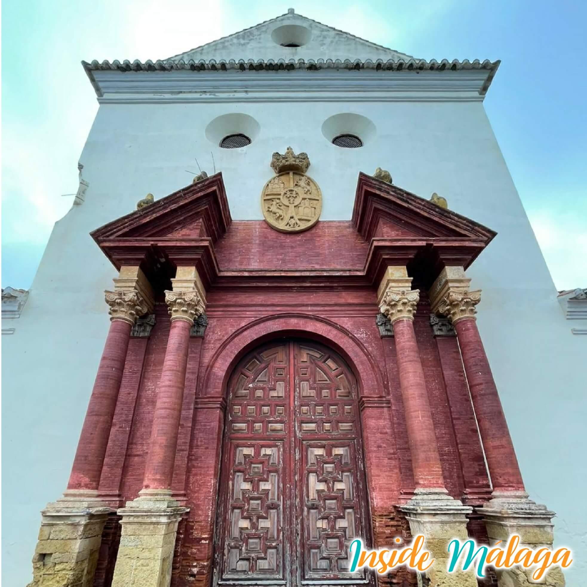 Church San Jacinto Macharaviaya Malaga