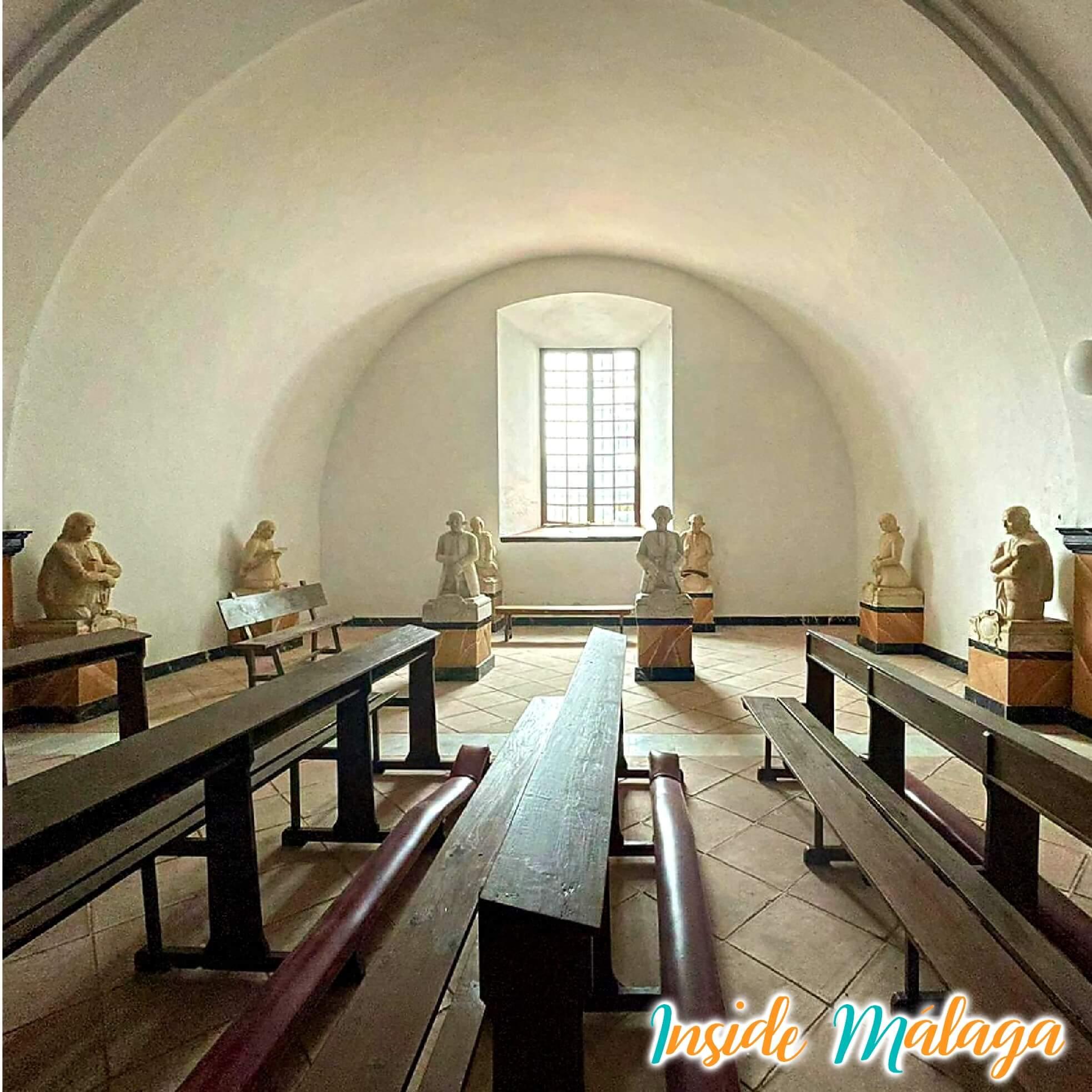 Cripta y Mausoleo de la familia Gálvez Macharaviaya Malaga