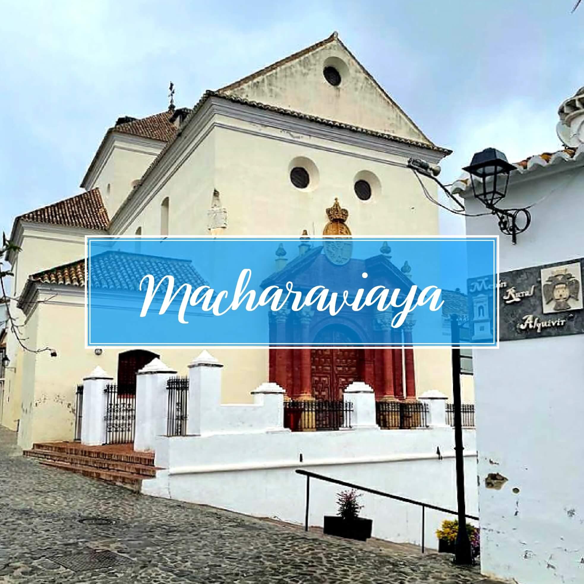 Macharaviaya Pueblo Malaga