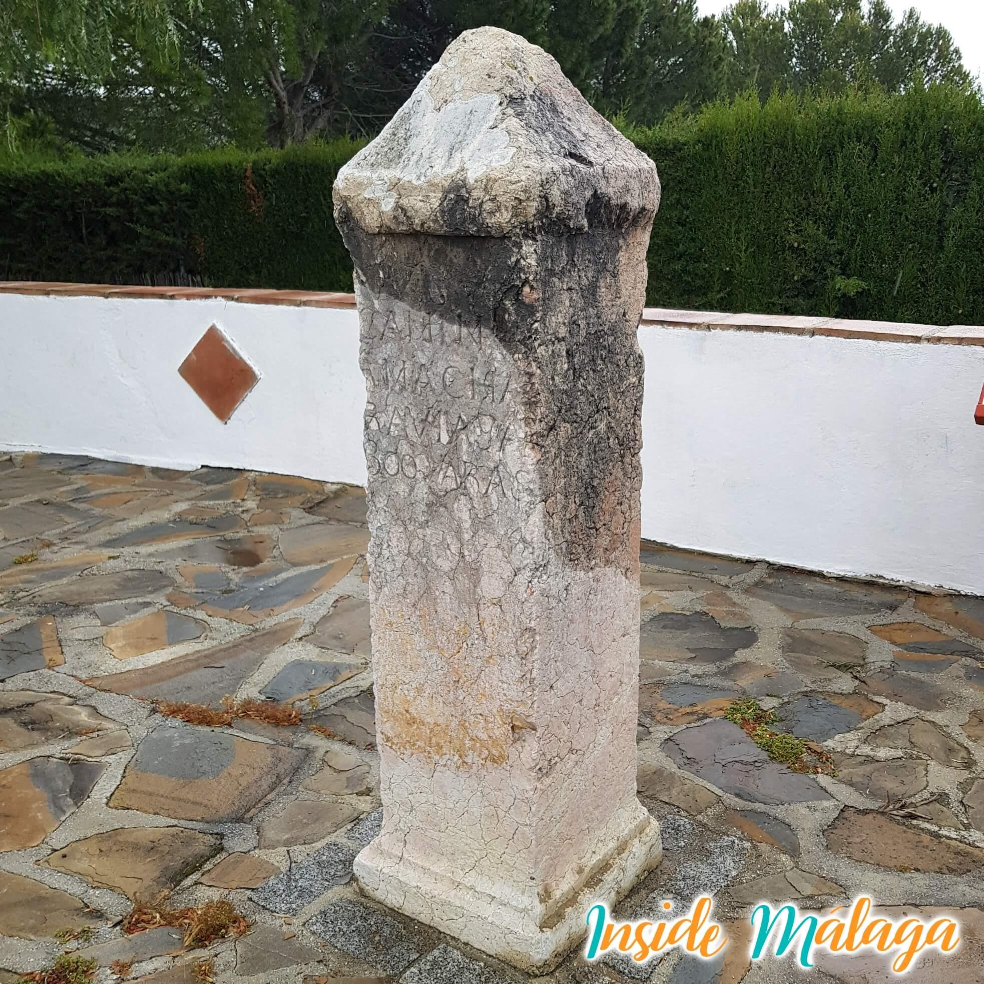 Miliar Macharaviaya Malaga