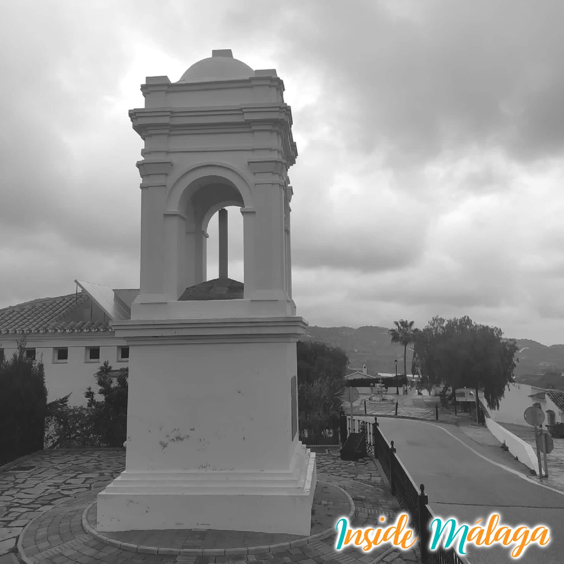 Templete de la Familia Galvez Macharaviaya