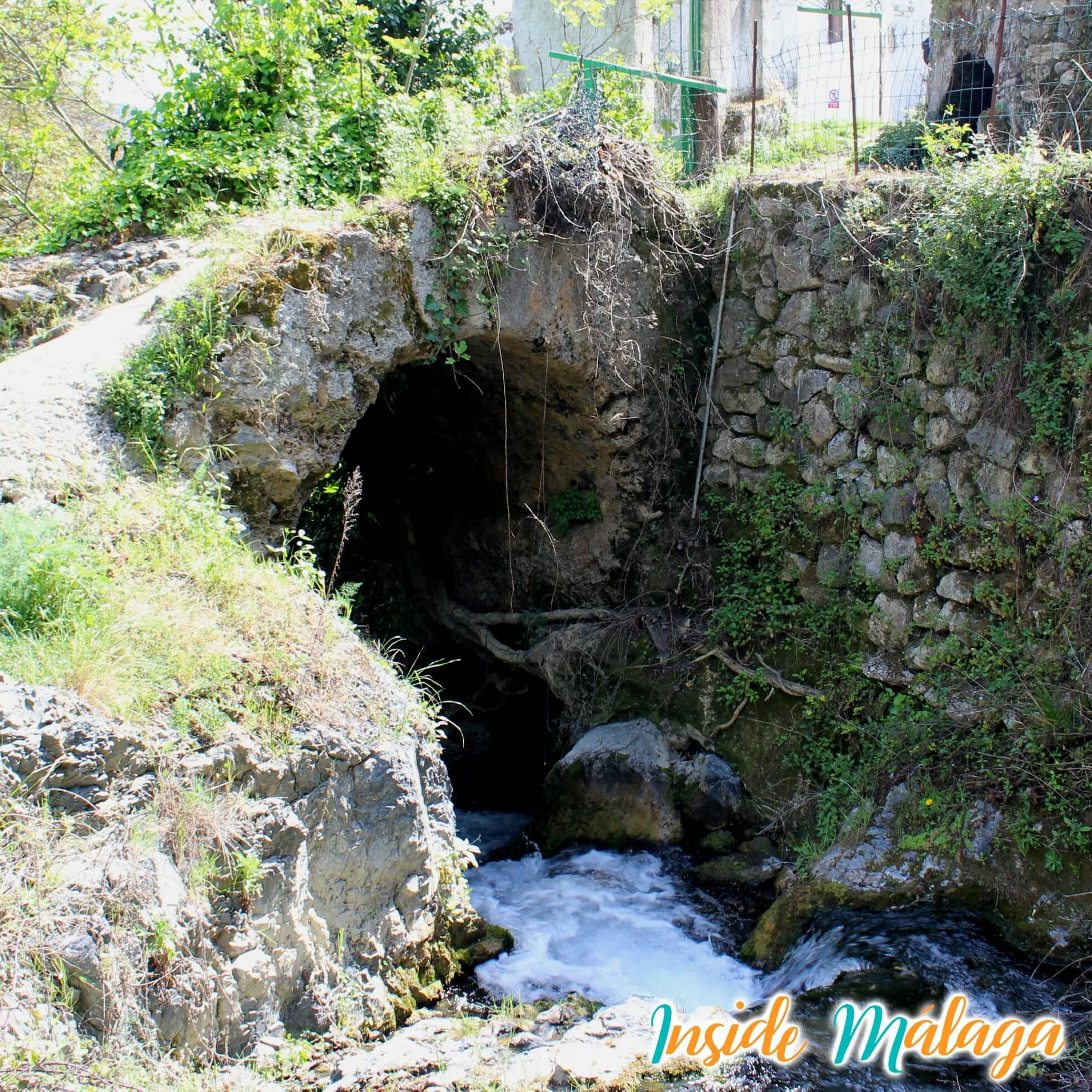 Bridge Molino Júzcar