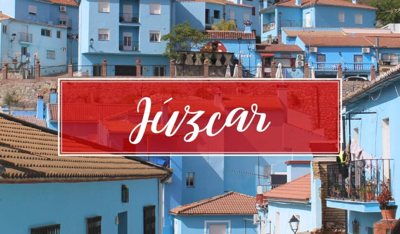 Juzcar Pueblo Malaga