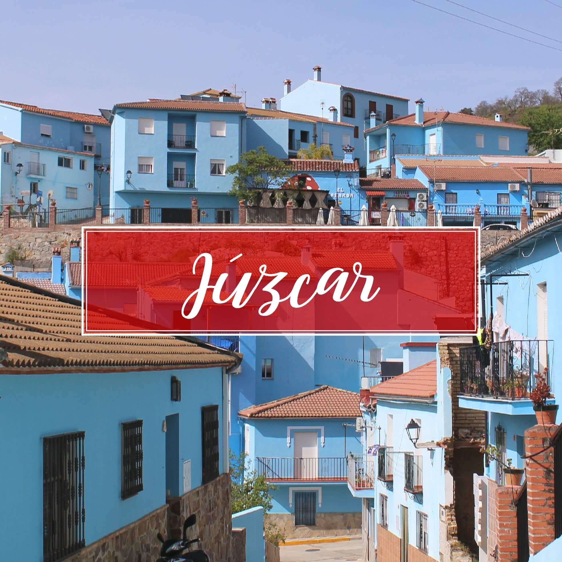 Juzcar Town Village Malaga