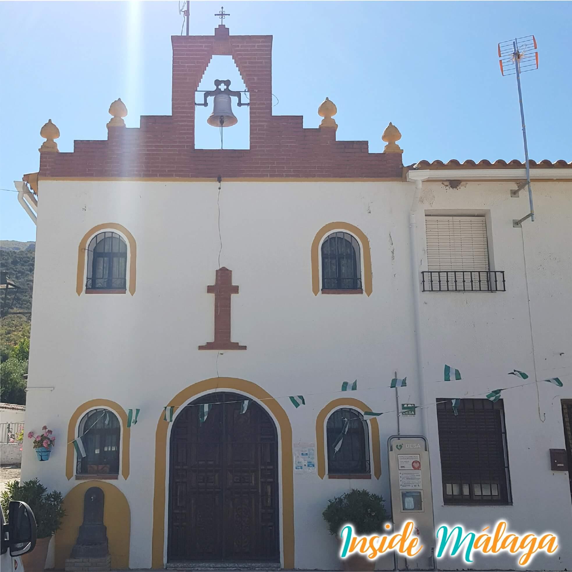 Ermita de la Virgen de la Salud Jimera de Libar