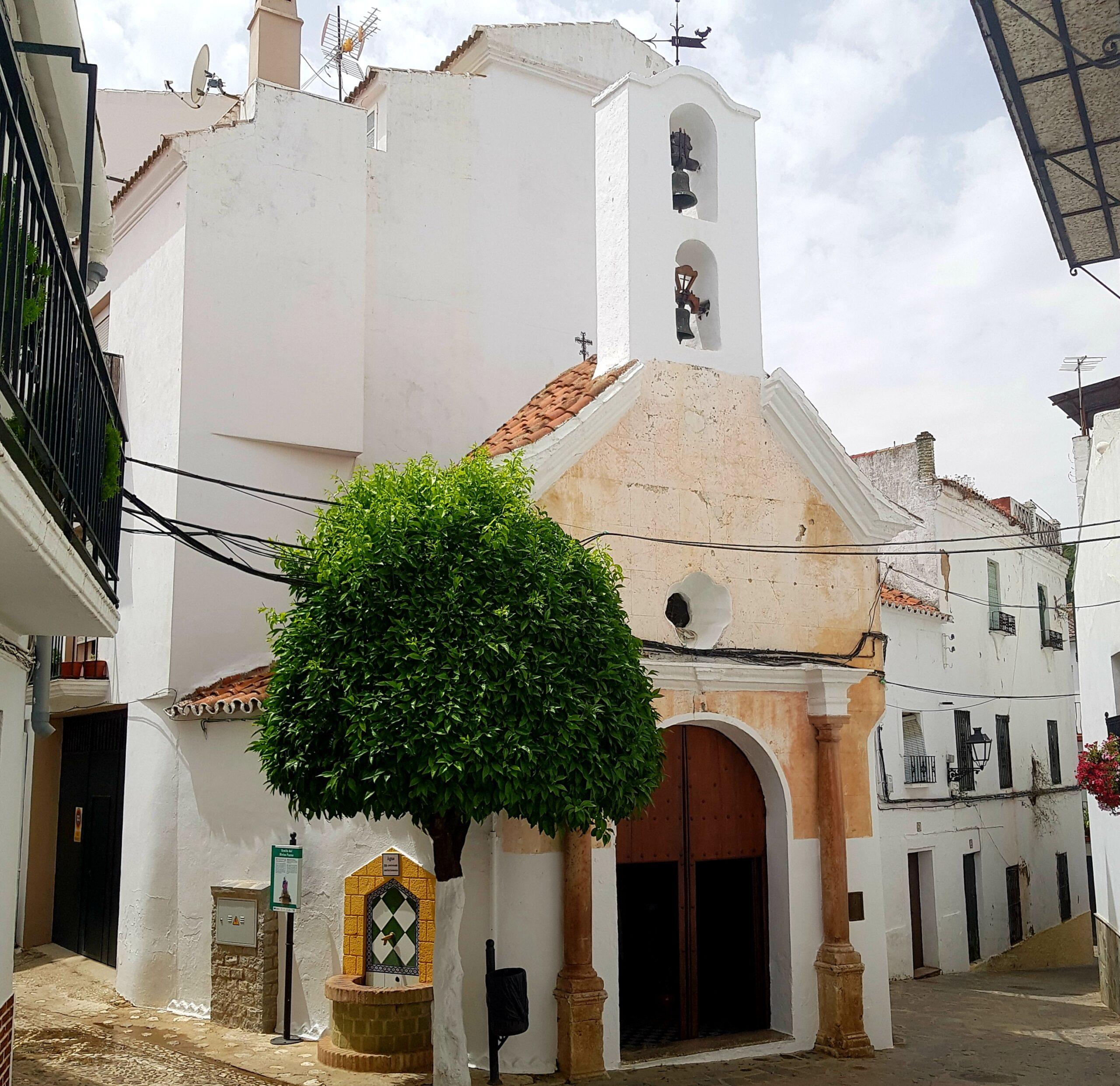 Hermitage Pastor Divino Igualeja Malaga