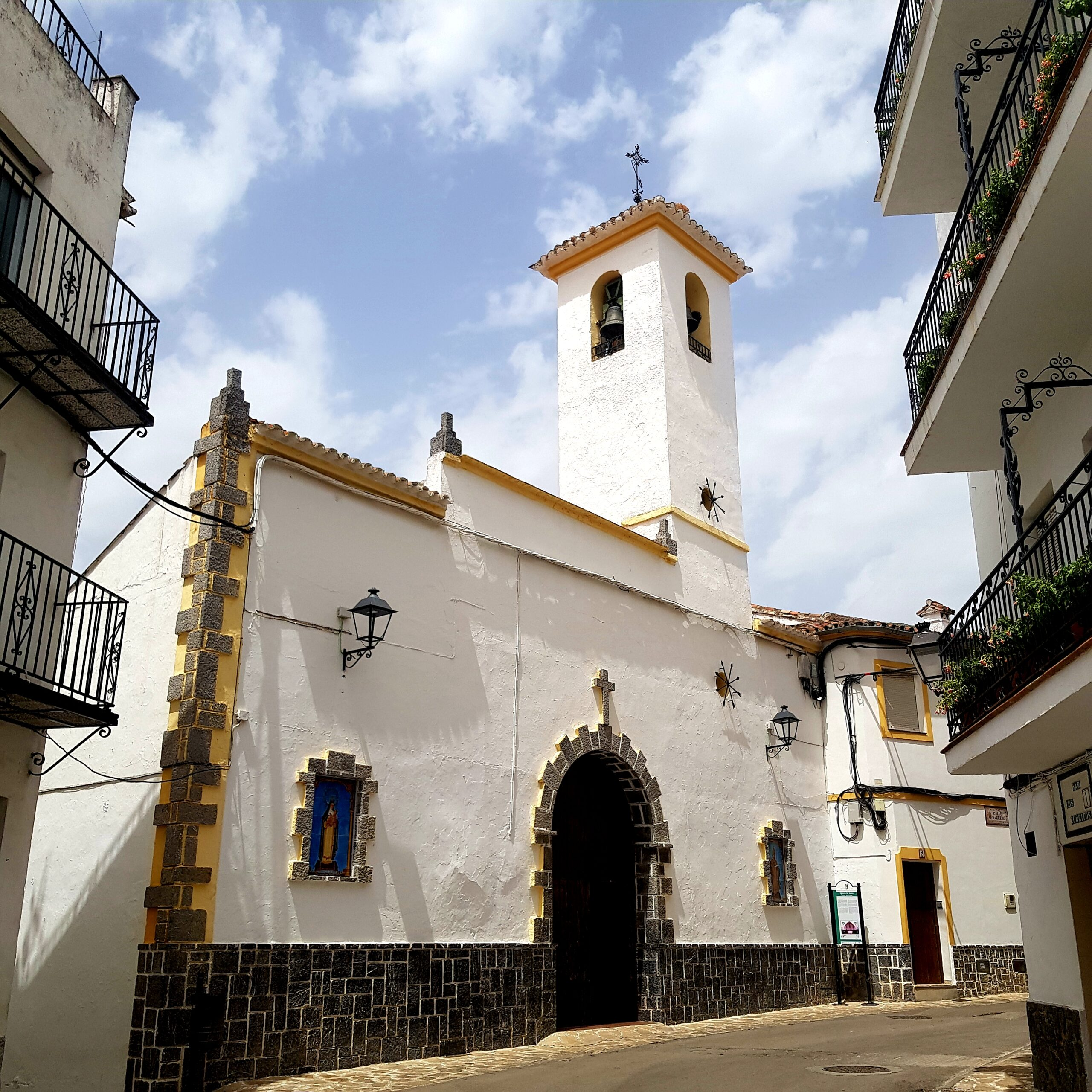 Kerk Santa Rosa de Lima Igualeja