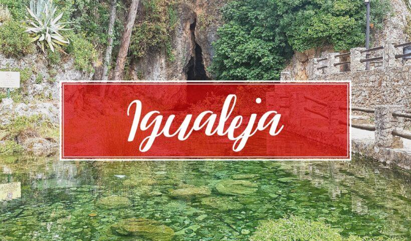Igualeja Pueblo Malaga Nacimiento