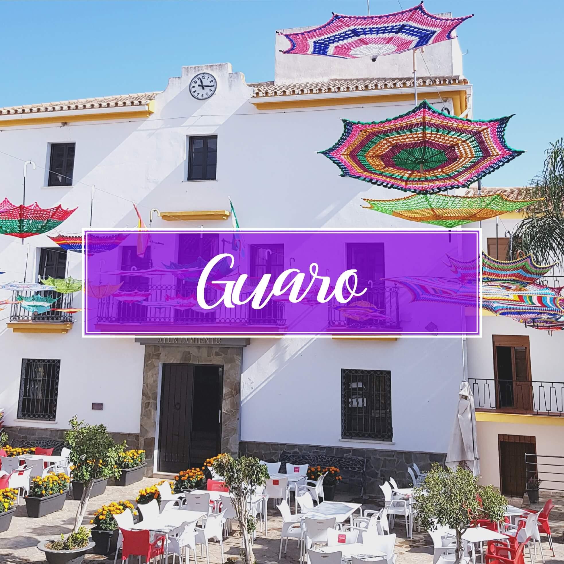 Guaro Pueblo Malaga
