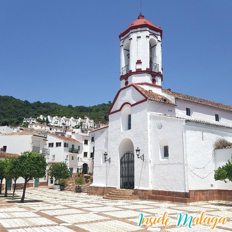 Iglesia de San Pedro de Varona Genalguacil