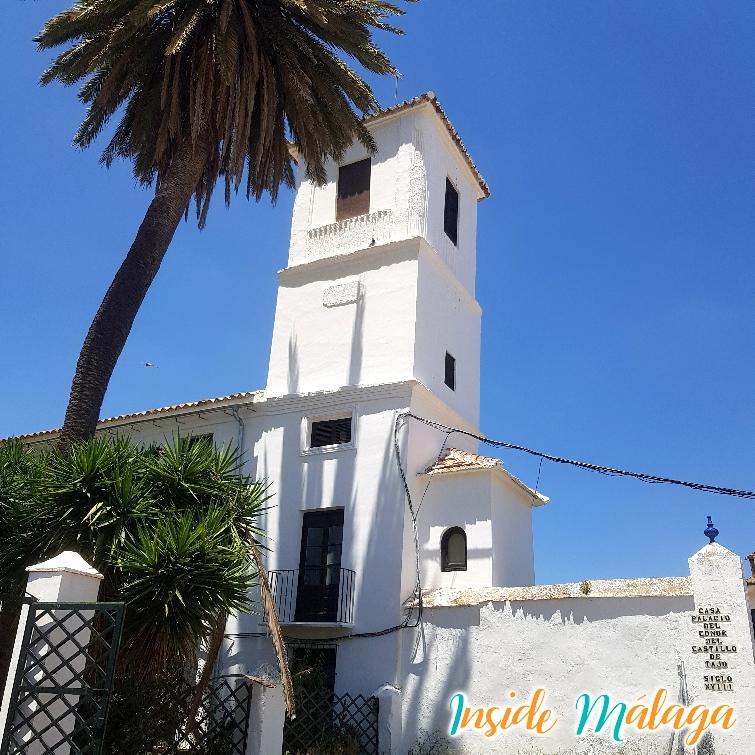 Casa-Palacio Conde del Castillo del Tajo Fuente De Piedra