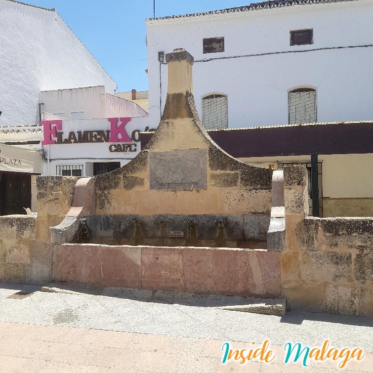 Constitucion Square Fuente de Piedra