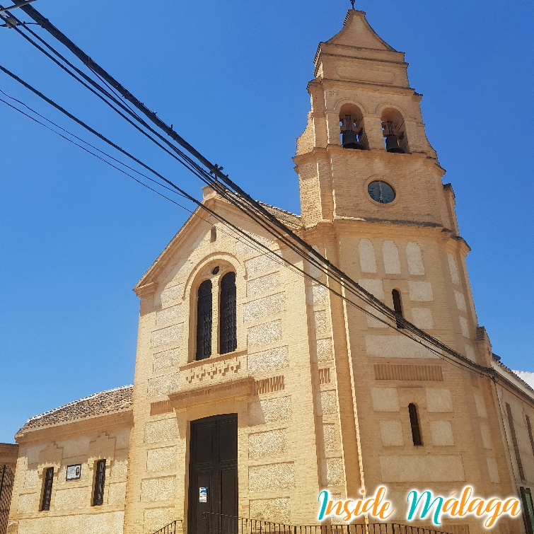 Iglesia Nuestra Señora de las Virtudes Fuente de Piedra