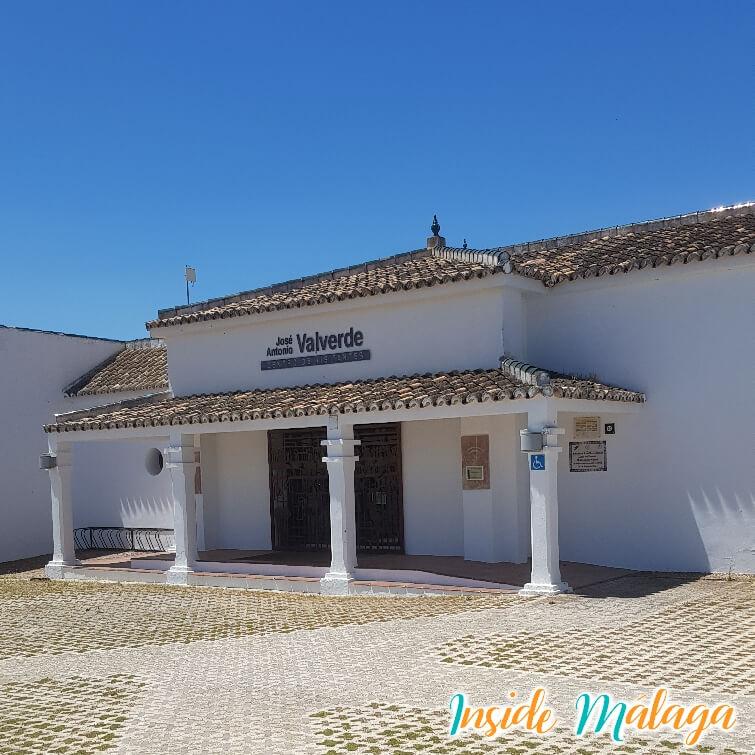 Interpretation Centre Jose Antonio Valverde