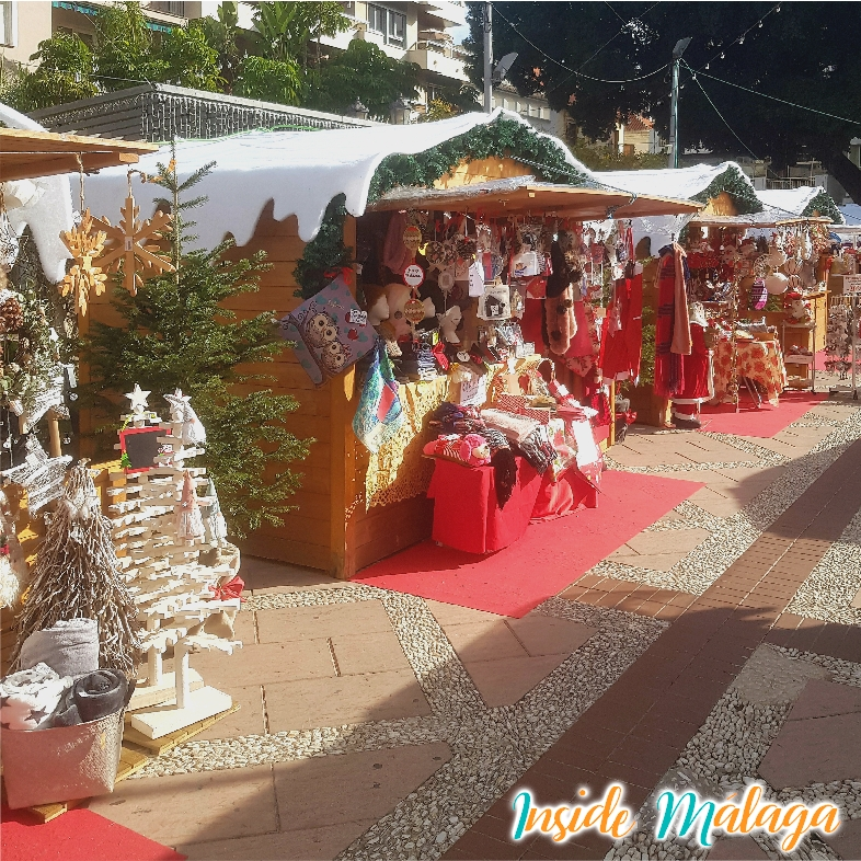 Christmas Market Fuengirola Malaga