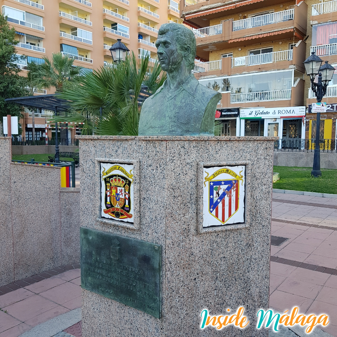 Juanito Football Player Fuengirola Malaga