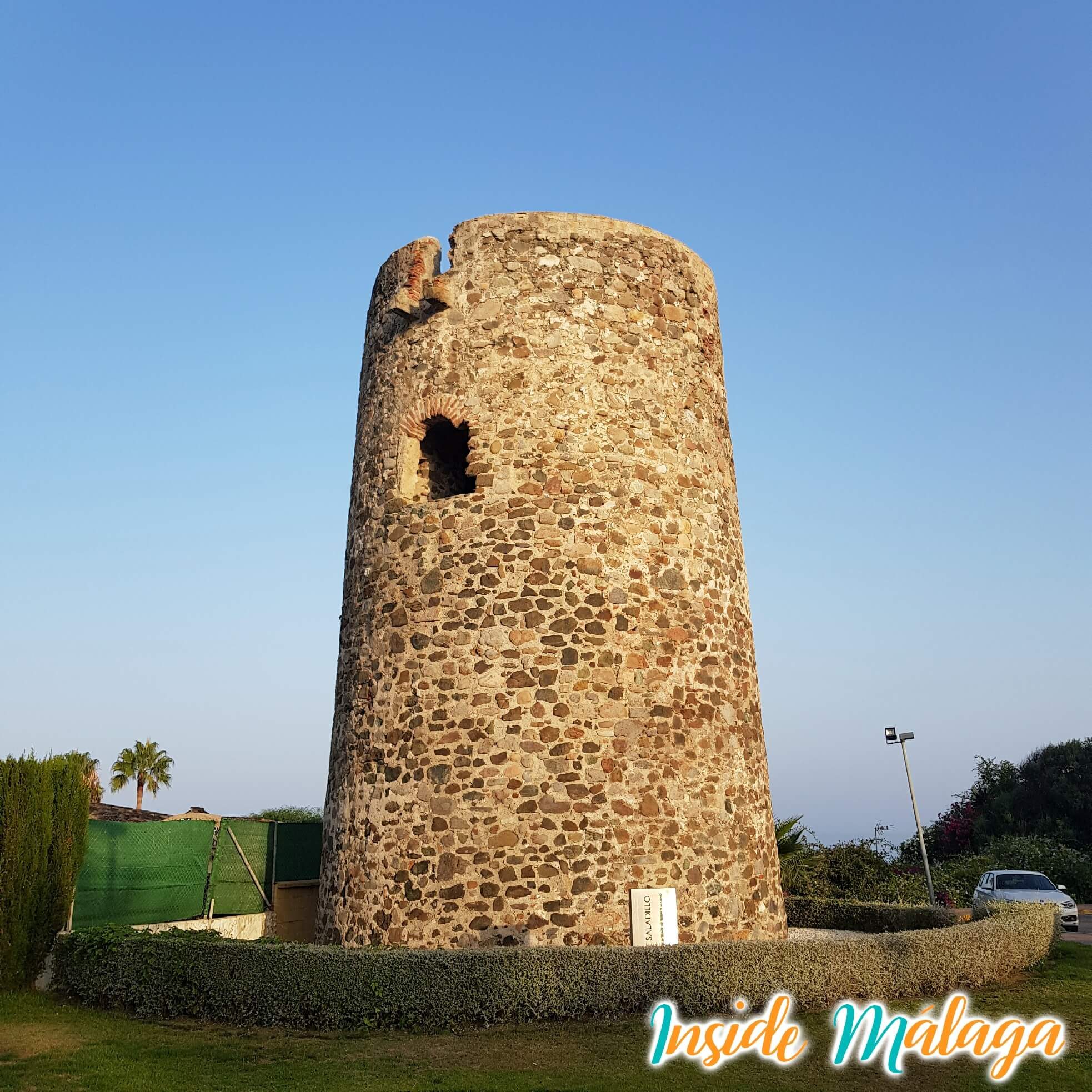 Torre Vigia del Saladillo Estepona Malaga