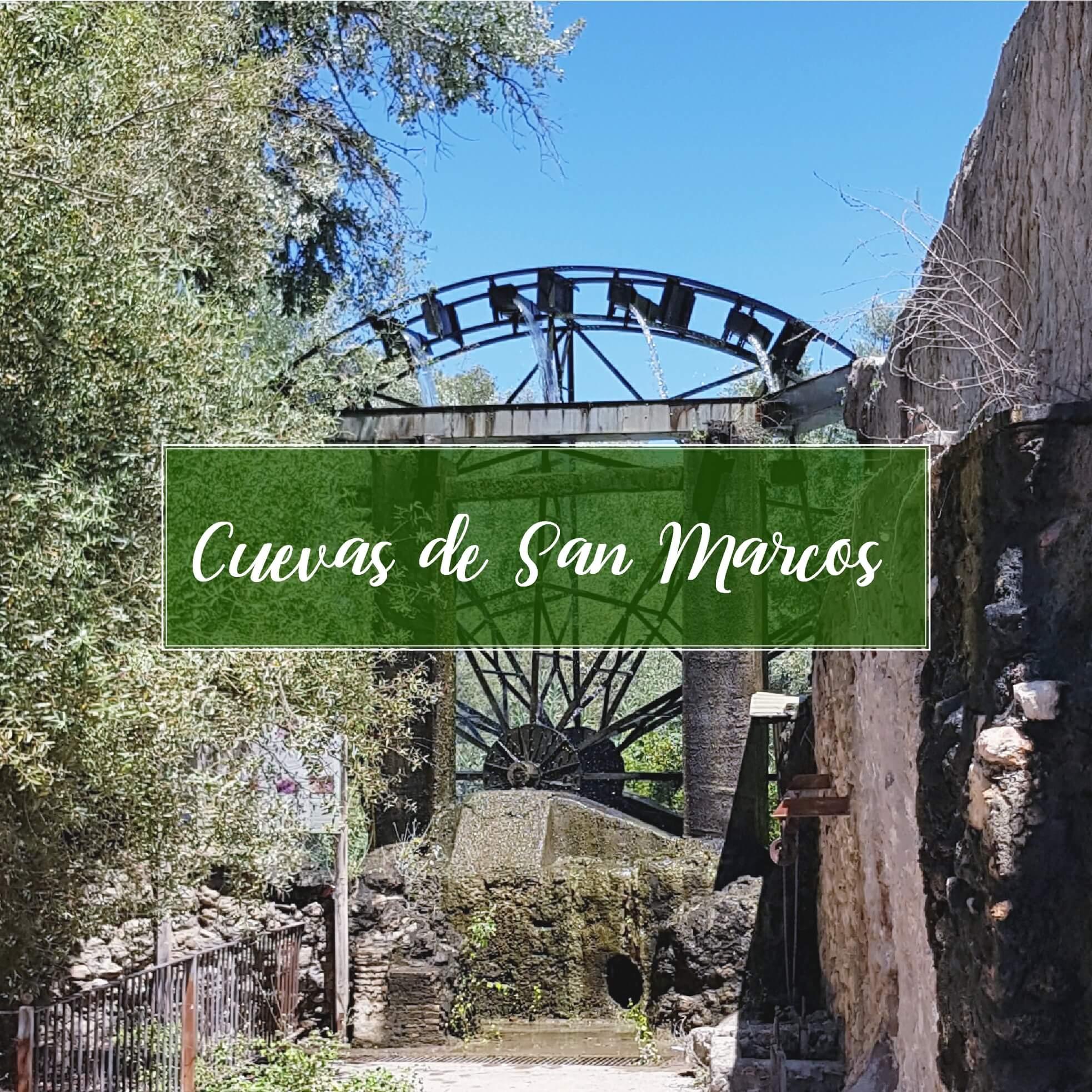 Cuevas de San Marcos Pueblo Malaga