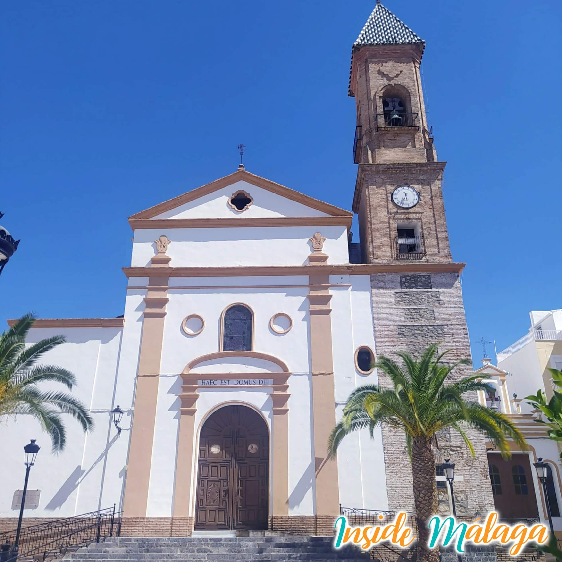 Iglesia de San Marcos Evangelista Malaga