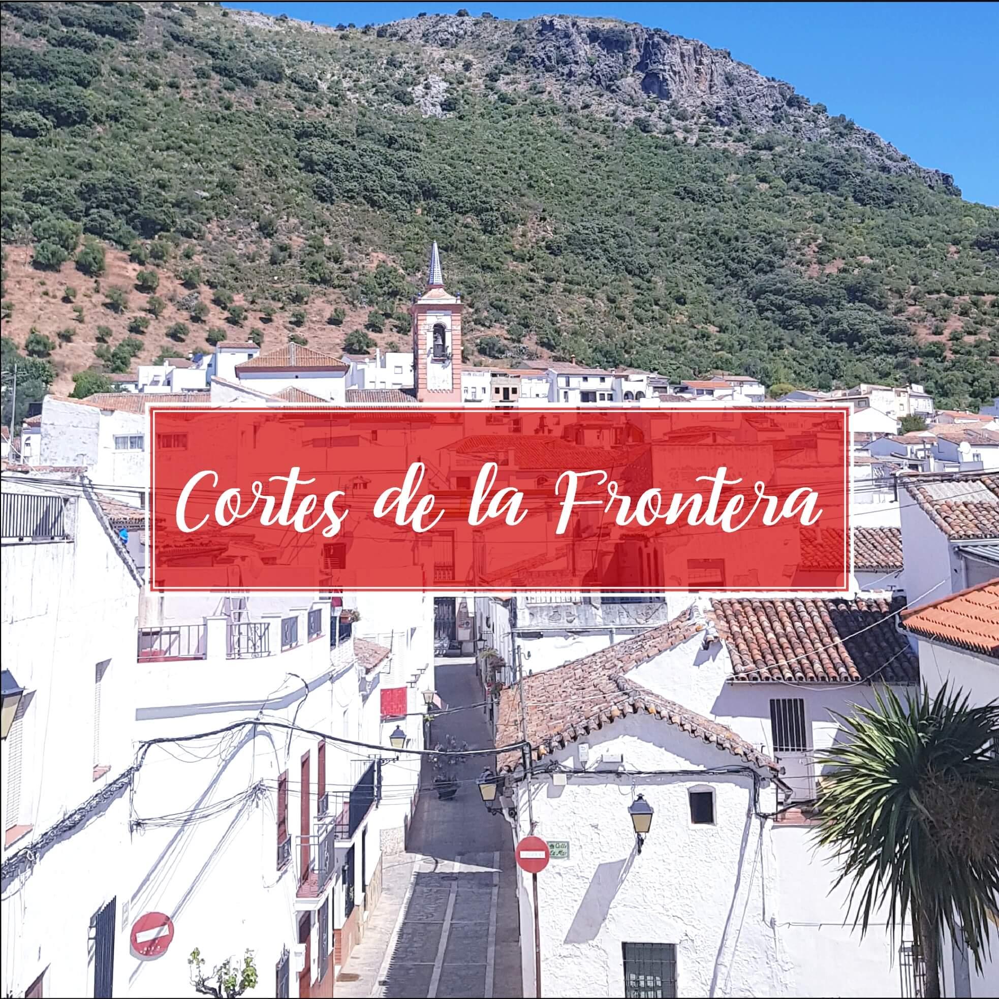 Cortes de la Frontera Town Village