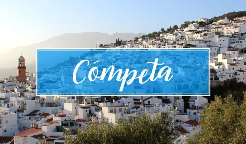 Competa Ville Malaga -