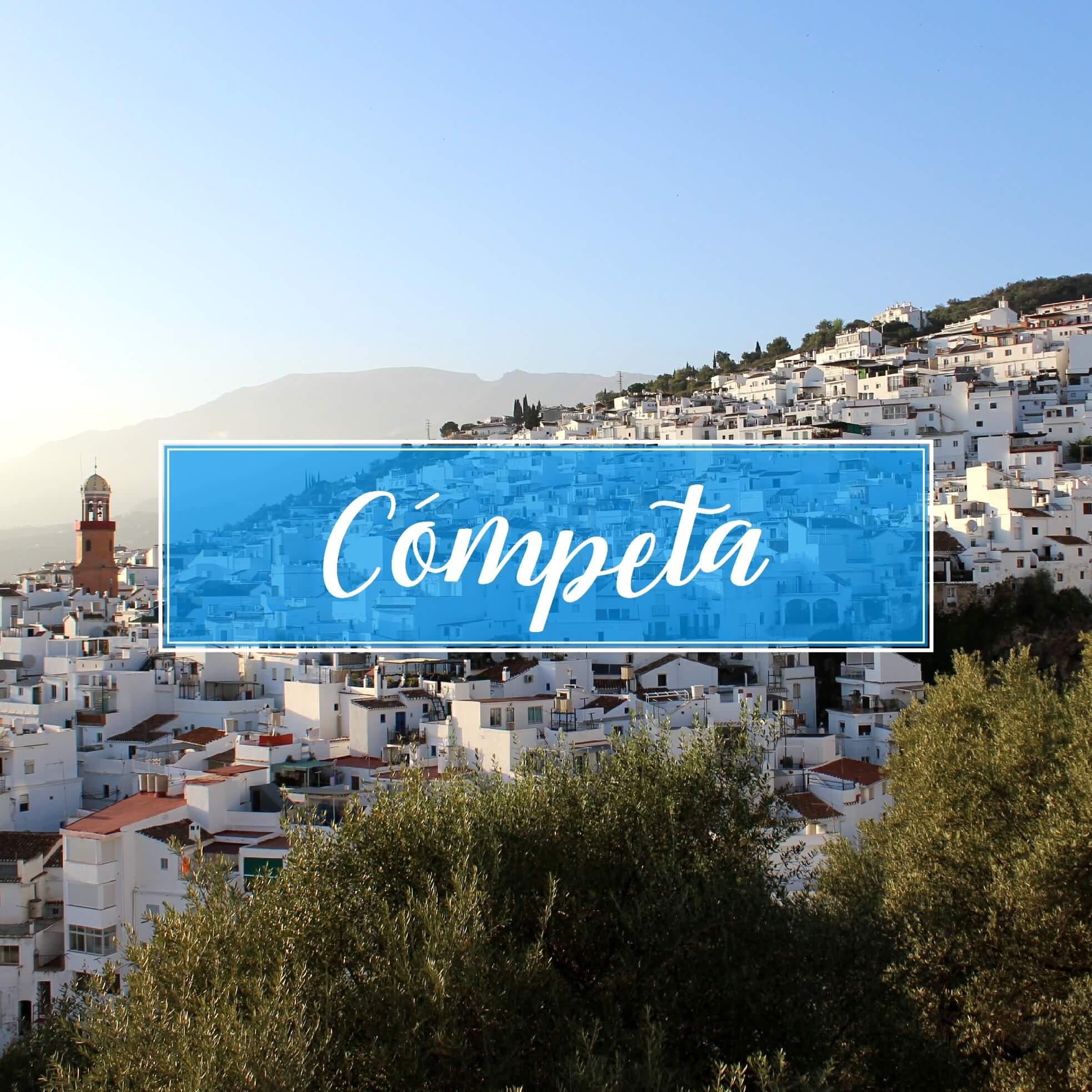 Competa Town Village Malaga