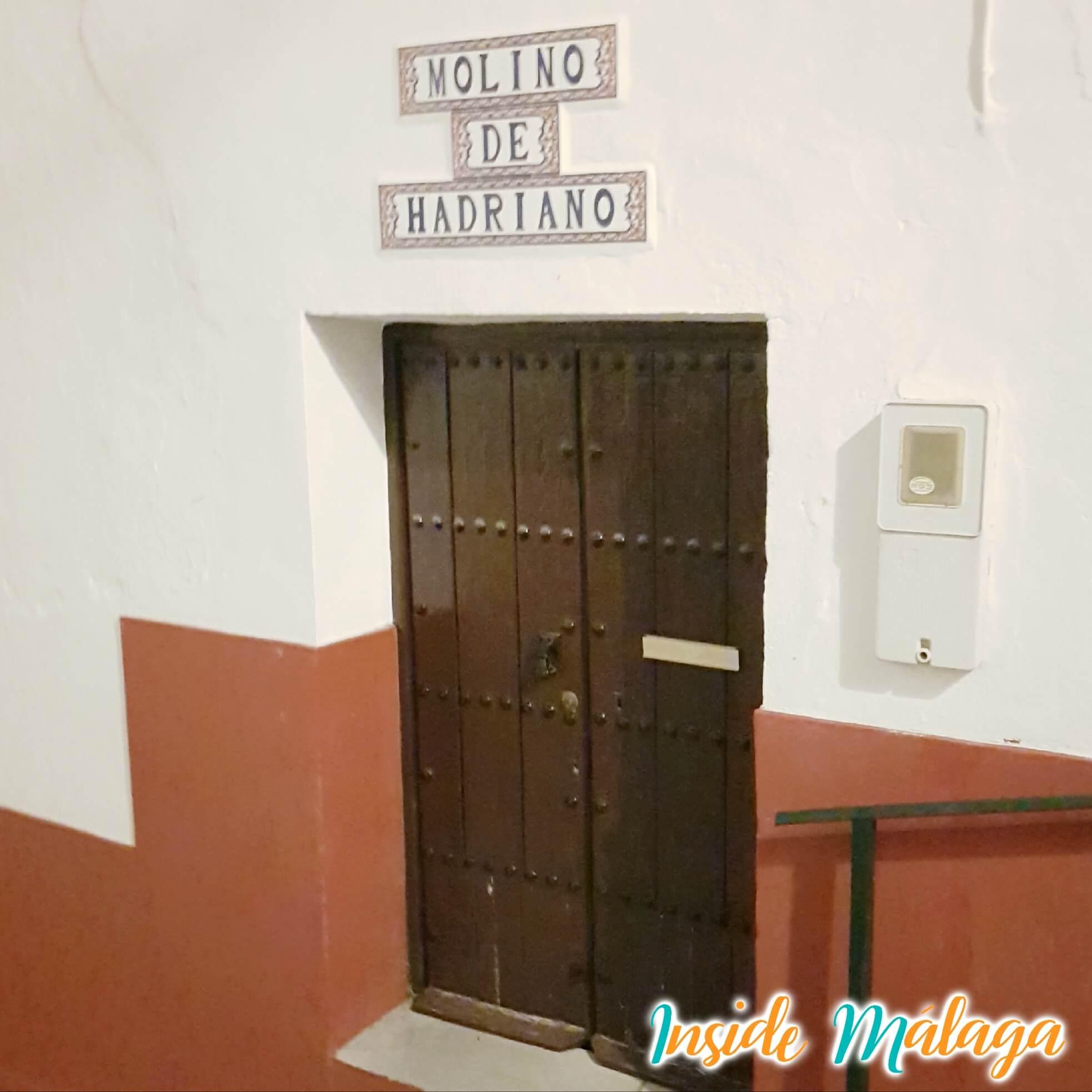 Hadriano Mill Competa Malaga