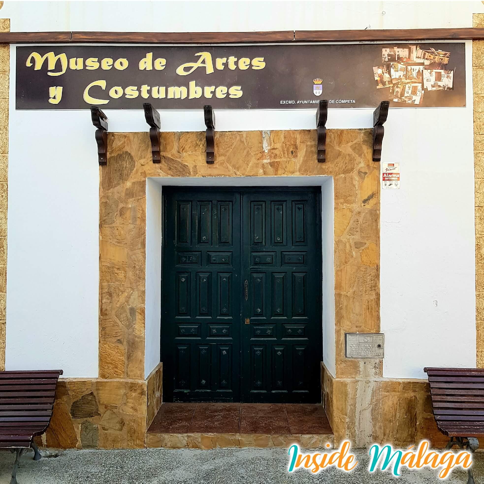 Museo de Artes y Costumbres Competa Malaga