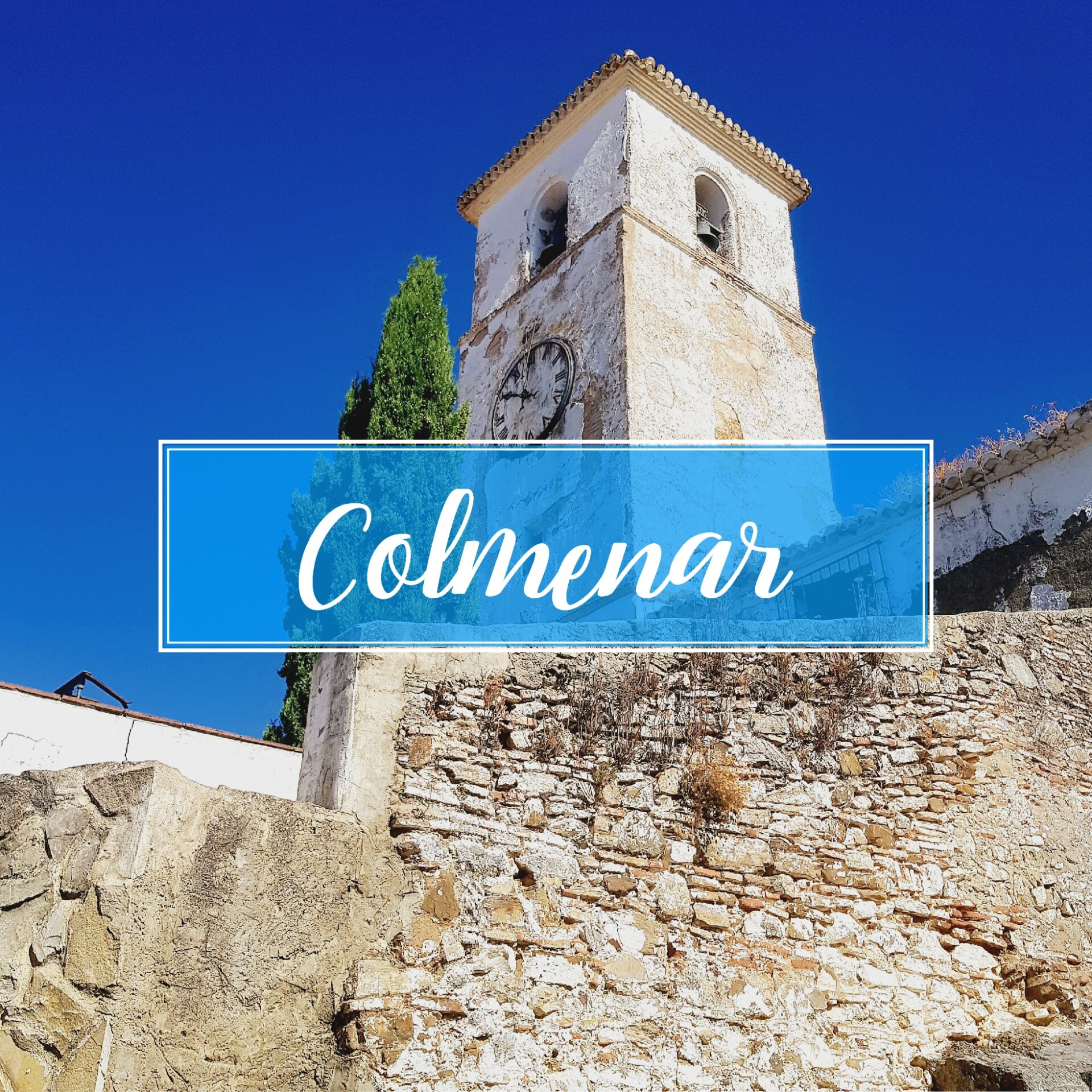 Colmenar Town Village