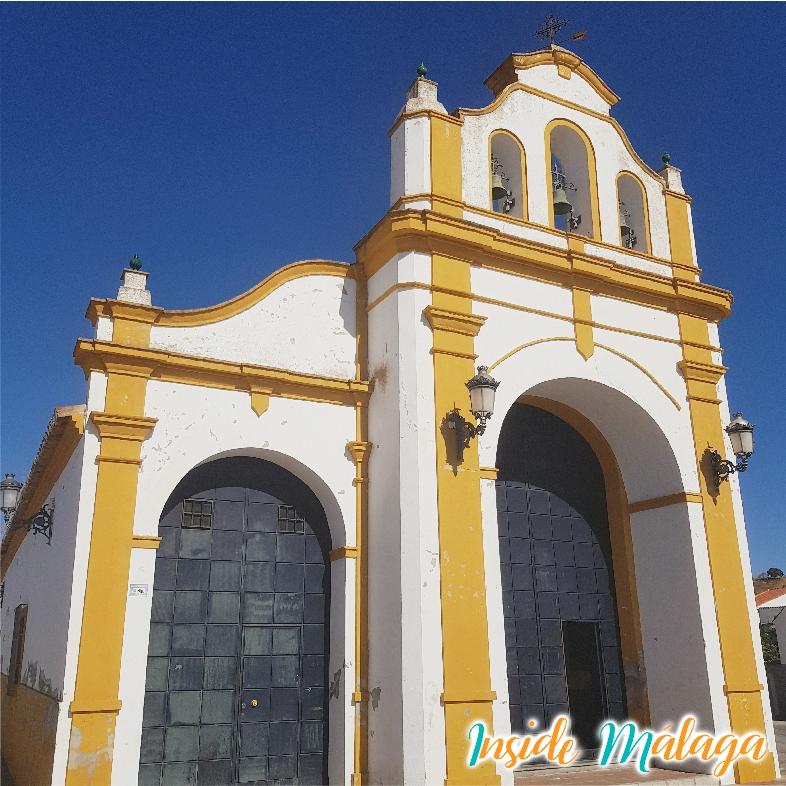 Ermita de la Candelaria Colmenar Malaga