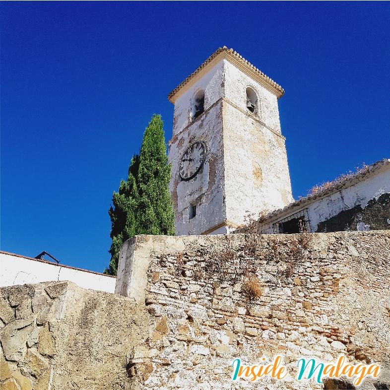 Iglesia de Asunción Colmenar Malaga