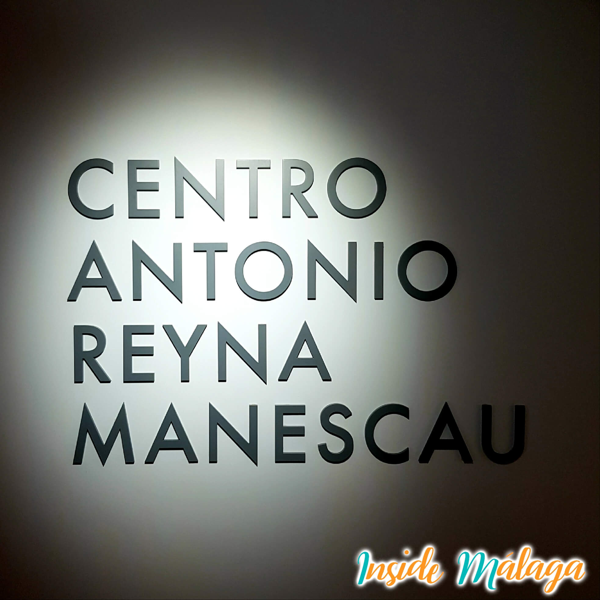 Centro Antonio Reyna Manescau Coin Malaga