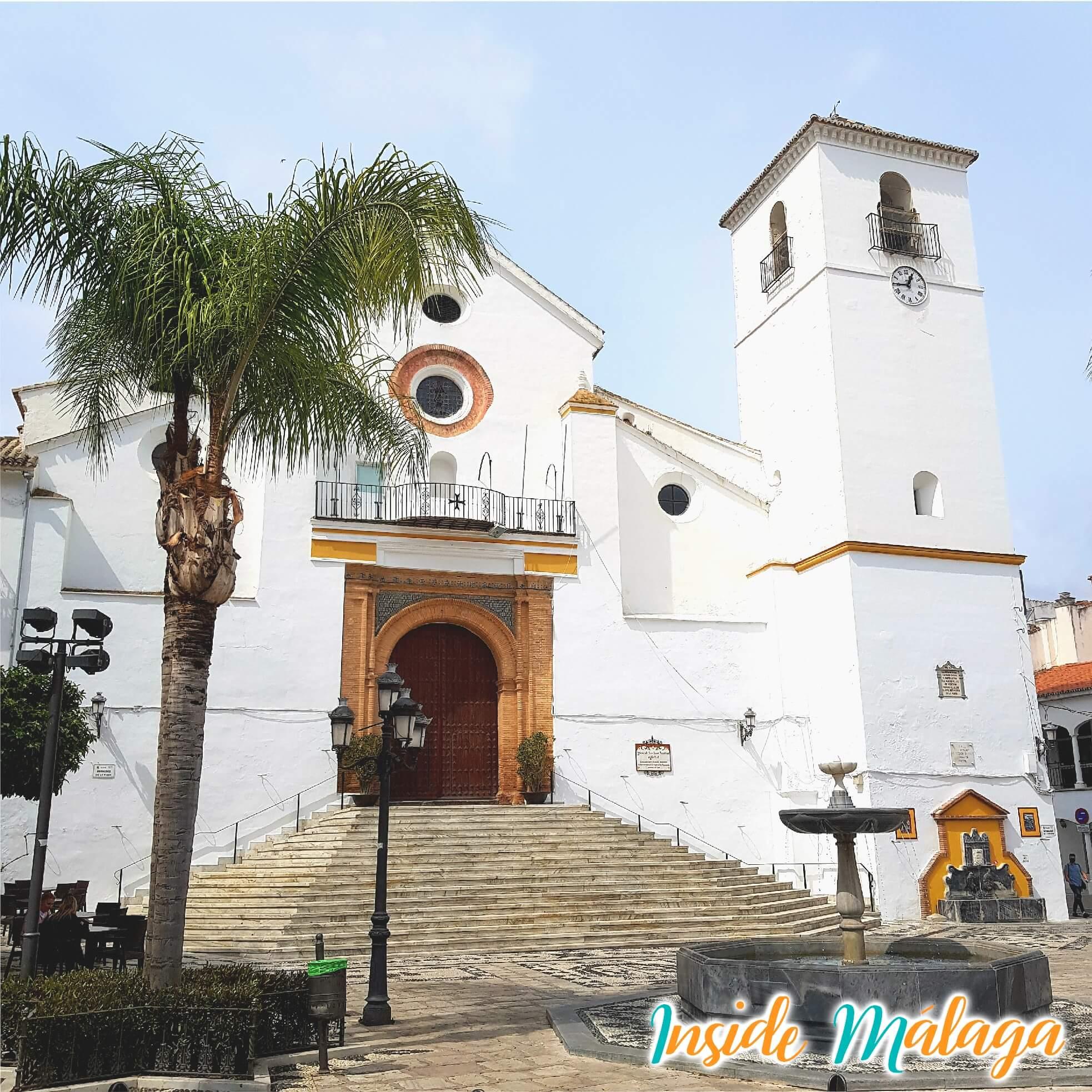 Iglesia de San Juan BautistaCoin Malaga