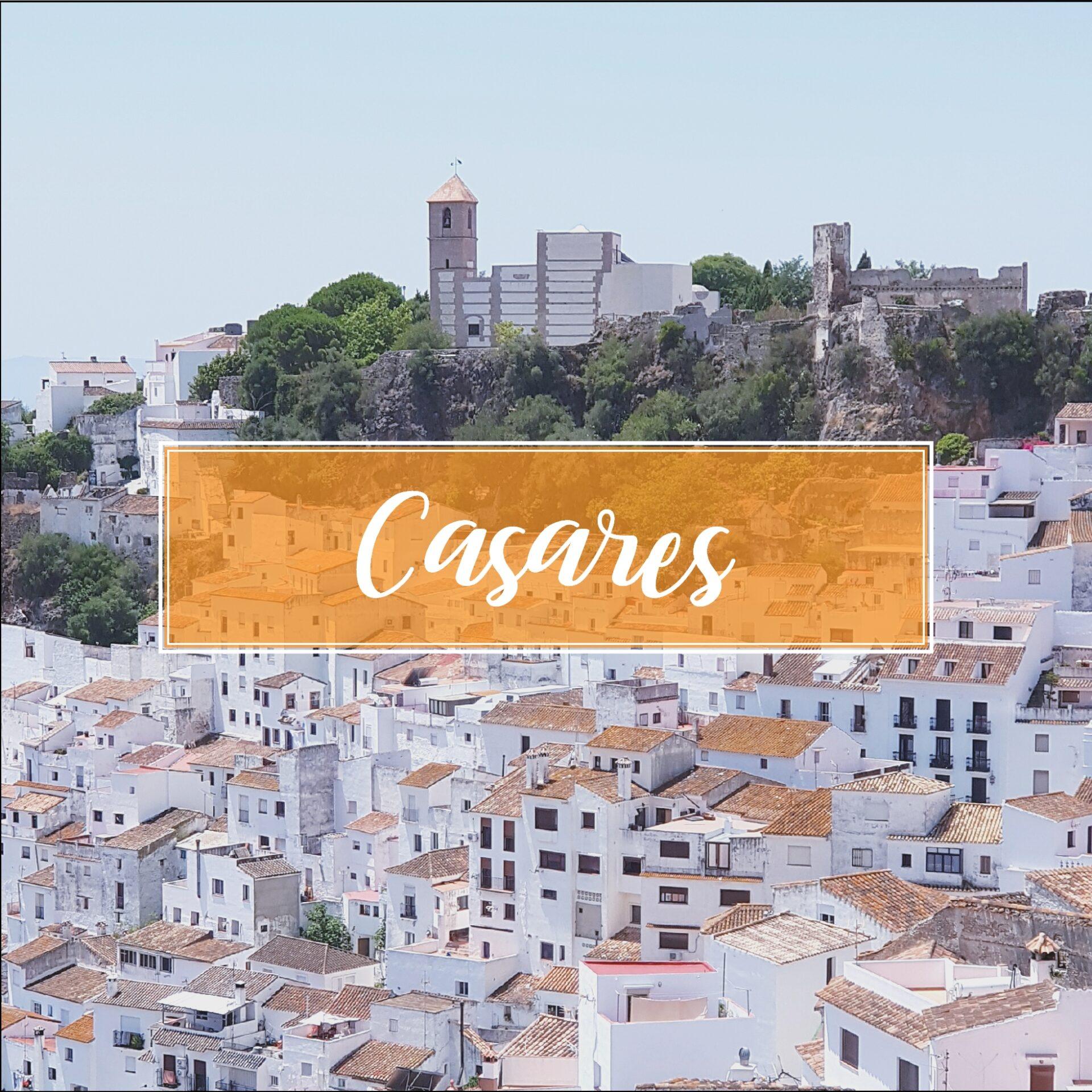 Casares Pueblo Malaga