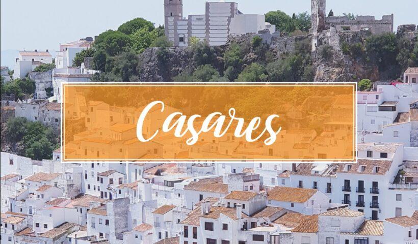 Casares Village Town Malaga