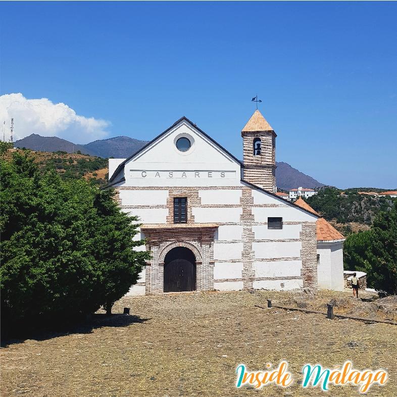 Church Encarnación Casares Malaga