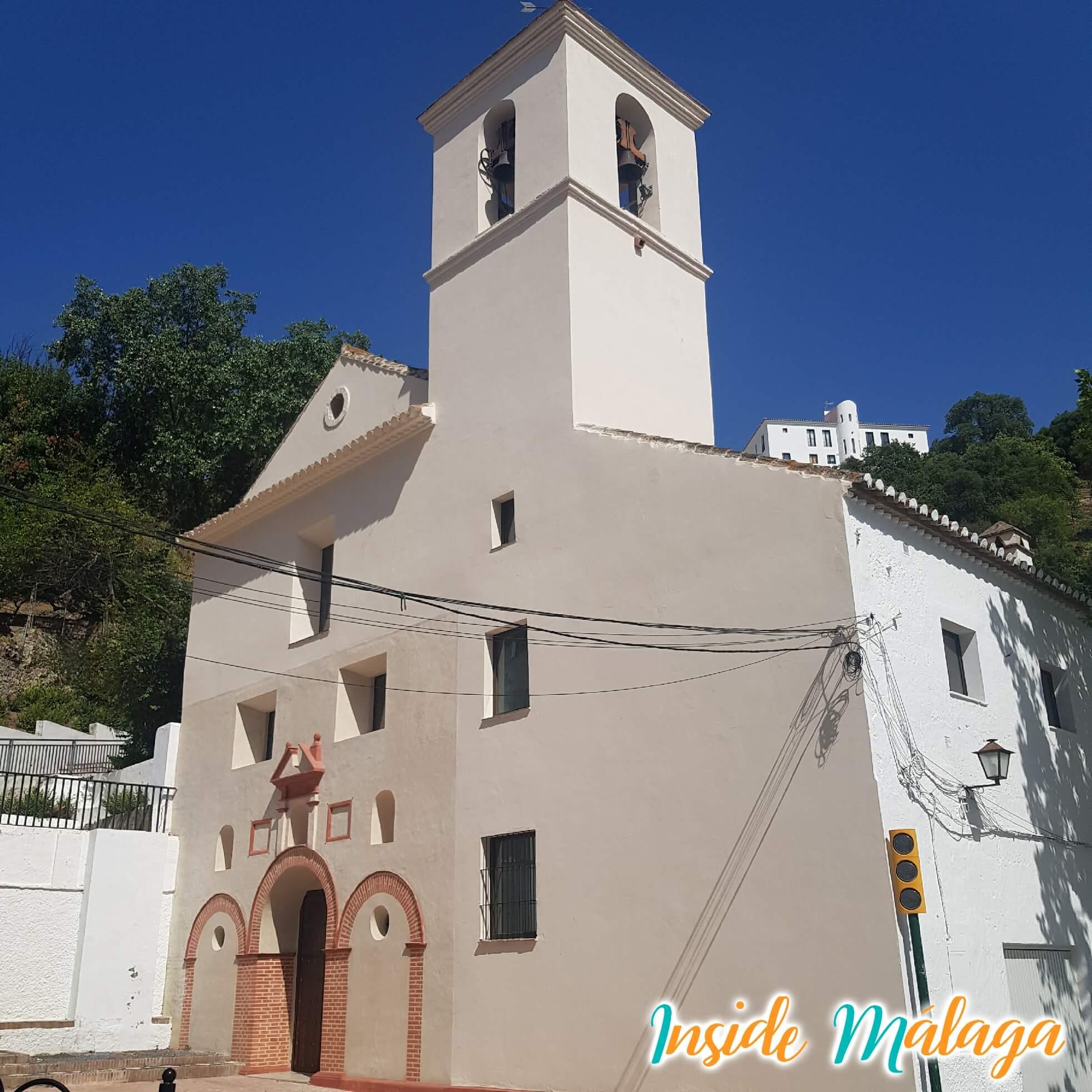 Church Nuestra Señora Encarnación Casares Malaga