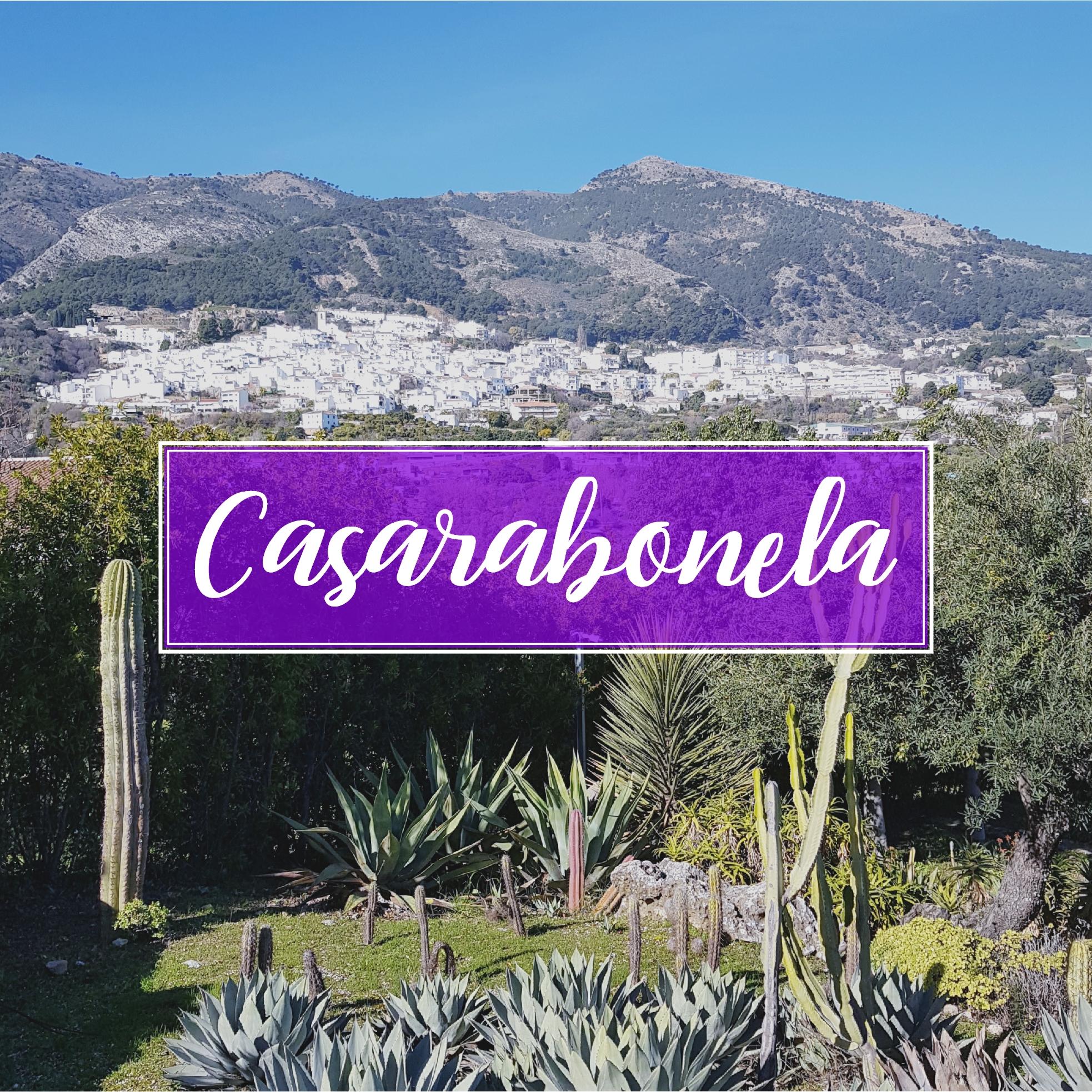 Casarabonela Village Town Malaga