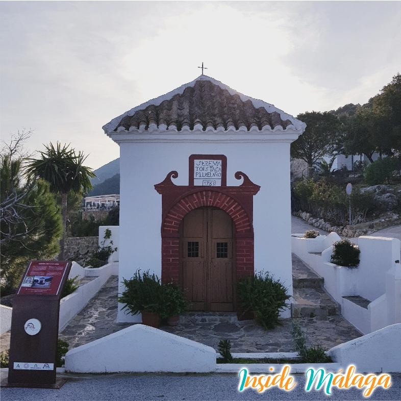 Ermita del Calvario Casarabonela