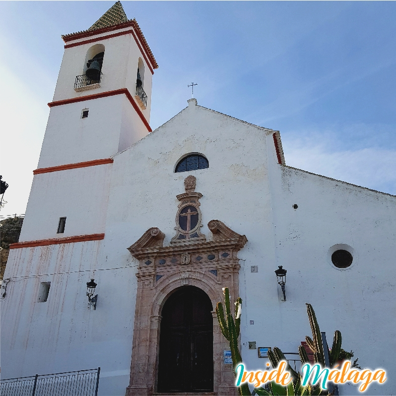 Iglesia Parroquial de Santiago Apóstol Casarabonela